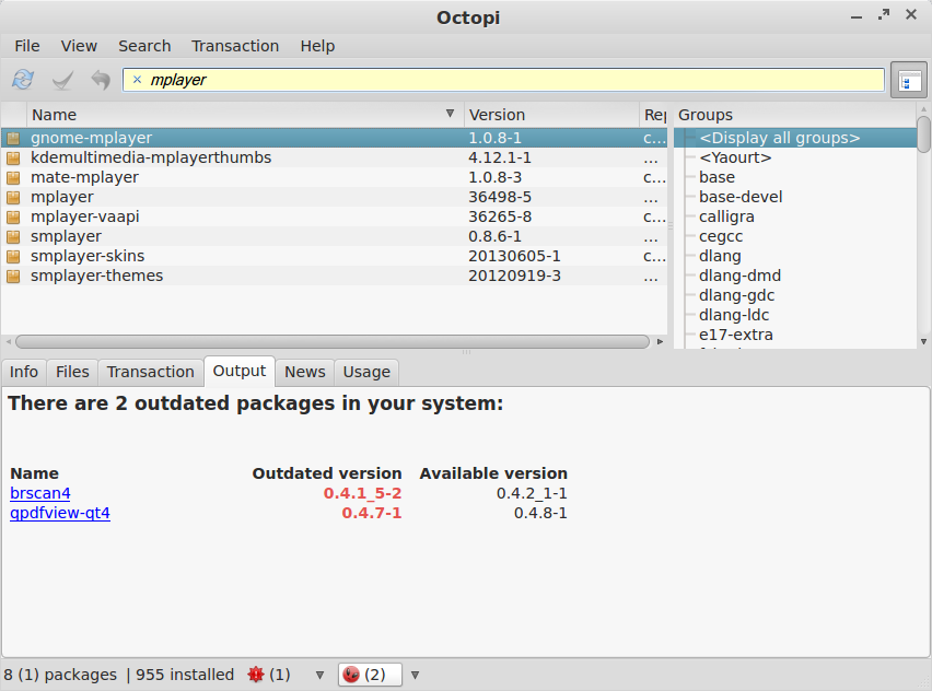 Review: Manjaro Linux 0 8 9 (Cinnamon edition